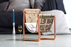 DIY-Aufbewahrung: 4 tolle einfache Ideen - Besser wohnen mit WIE EINFACH! - Schöne Sachen, die das Leben einfach machen.