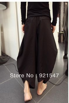 Aliexpress.com : Buy 2013 Free shipping Harem Pants Male Casual  Elegant And Brief Design Harem Pants from Reliable Harem Pants suppliers on Chic Box Shopping Center $25.99