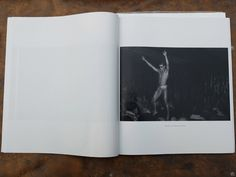 Gilles Bonnecarrère, Male dancers wanted. Foto: Andrea Gamst, from Offprint Paris