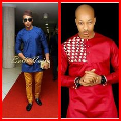 Pictures Of Nigerian Male Celebrities On Native Outfits - Fashion - Nigeria
