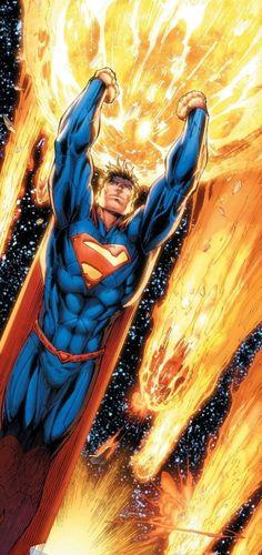 Superman by Brett Booth