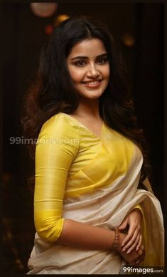 Anupama Parameswaran at SVC Success Celebrations. Anupama Parameswaran in saree stills at SVC movie Success Celebrations. Beautiful Girl Indian, Most Beautiful Indian Actress, Beautiful Saree, Beautiful Women, Beautiful Bollywood Actress, Beautiful Actresses, Beauty Full Girl, Beauty Women, Real Beauty