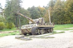Tiger 1– Military Historical Museum, Lenino-Snegiri (Russia)