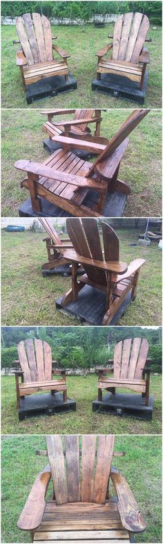 So considering it an appropriate time for availing the opportunity I am going to present you people a very smart pair of the pallet wood repurposed chairs. And again the good thing is that they are going to be made entirely with the shipping pallets only.