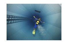 Located in Brussels, Belgium, the 'Nemo is a diving center that has the world's deepest swimming pool. Designed by Belgian diving expert John Beernaerts… Deepest Swimming Pool, Amazing Swimming Pools, Indoor Swimming Pools, Swimming Pool Designs, Cool Pools, Diving Pool, Deep Diving, Scuba Diving, Crazy Pool