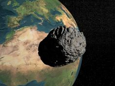 Niebezpiecznie bliskie przeloty kolejnych asteroid zauważonych w ostatniej chwili | zmianynaziemi.pl
