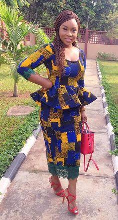 Modern Ankara Fashion, African fashion, Ankara, kitenge, African women dresses, African prints, African men's fashion, Nigerian style, Ghanaian fashion, ntoma, kente styles, African fashion dresses, aso ebi styles, gele, duku, khanga, krobo beads, xhosa fashion, agbada, west african kaftan