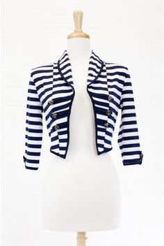 Dressing Your Truth ::: Type 4 Yes, Captain Jacket