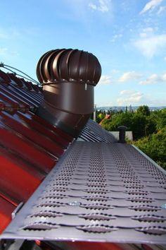 Pozor na přehřívání podstřešních a půdních prostor Roof Tiles