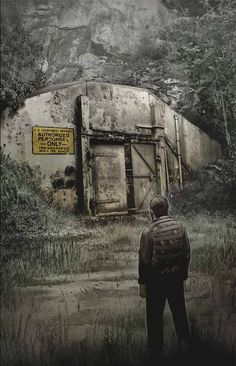 Last Zombie The End Final Cover by joewight. #postapocalyptic #Art #gosstudio .★ We recommend Gift Shop: http://gosstudio.com ★