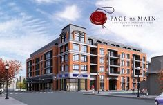 Pace on Main Luxury Boutique Condominium is spectacular, inviting and ensures luxurious condo living experience.  #condominium #condosstouffville