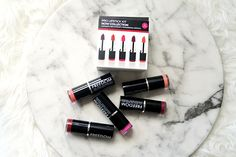 Freedom lipstick Now Collection