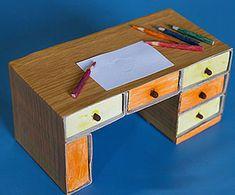 мебель для кукол своими руками из подручных материалов - Поиск в Google