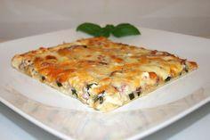 Beste Rezeptesammlung: Bärlauch-Pizza (supereinfach)