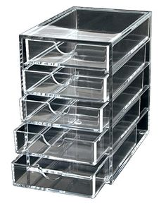 Osco Clear Acrylic 5 Drawer Chest A3278 Http Www