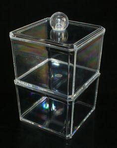 organizador acetato transparente