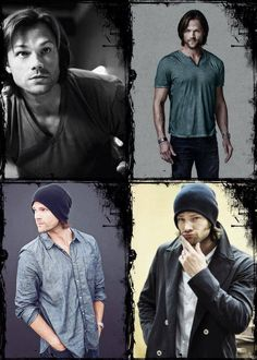 I'm a Dean fan, but these are some good pics of Sam!
