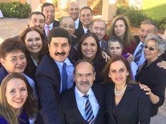 Corral Presenta Gabinete en Ciudad Juárez - El Cohete