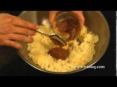 Ñoquis de Hongos con Crema de Parmesano y Prosciutto