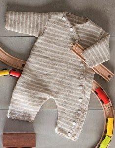 MODELO L-23 MERINO BABY   TALLAS -a) 3 meses –b) 6 meses   QUE NECESITAREM...