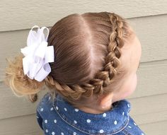 Church Hairstyles, Easy Toddler Hairstyles, Peinados Pin Up, Braids For Long Hair, May 7th, Afro, Little Girls, Long Hair Styles, Blog