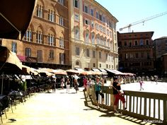 Siena.- Piazza del Campo