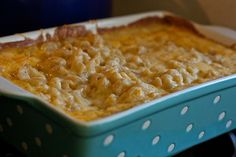 I could probably figure out gluten free mac and cheese by myself, but the picture looks so good!