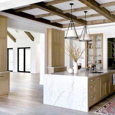 Home Interior, Kitchen Interior, Kitchen Decor, Interior Design, Kitchen Layout, Kitchen Hutch, Interior Livingroom, Apartment Kitchen, Kitchen Shelves