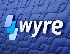 """Check out this @Behance project: """"Wyre Branding"""" https://www.behance.net/gallery/50060049/Wyre-Branding"""