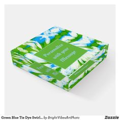 Keep your papers on your desk with Swirl paperweights from Zazzle. Green Colors, Blue Green, Green Gifts, Blue Tie Dye, Your Message, Paper Weights, Stationery, Messages, Abstract