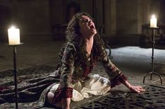 Sarah Greene in Penny Dreadful (2014) Hecate the Witch