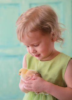 Awww.... We Love Our Kids And #Chickens