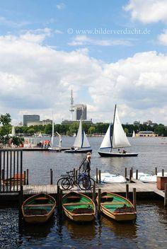 #Hamburg #Alster