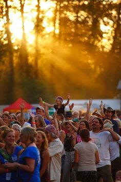 Vancouver Island Music Fest. In the Comox Valley. This is an experience whether you go for the energy or the music. (warning: Island hippies will be here)