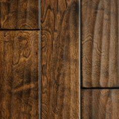 "1/2"" x 5"" Desert Oak Handscraped - Major Brand   Lumber Liquidators"