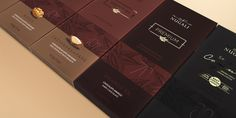 Nugali Chocolates has invested in new concepts for their packaging.