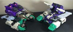 Terminus hexatron tank mode and sixshot tank mode