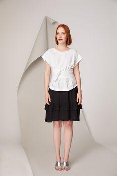 Photographer: Paavo Lehtonen Model: Vera Ignatius Different Styles, Ballet Skirt, Comfy, Tees, Classic, Skirts, Model, Fashion, Derby