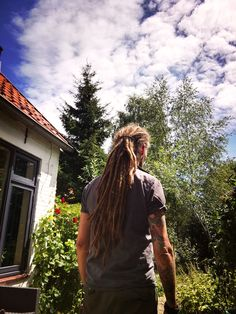 Dreadlocks 10 years!