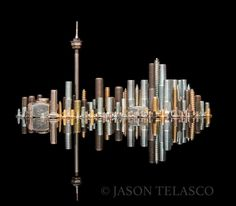 Skylines made from screws, nuts and bolts. Check out the art portfolio of Jason Telasco photography and be awed. Macro Photography Tips, Photography Challenge, City Photography, Photography Projects, Still Life Photography, Abstract Photography, Creative Photography, Amazing Photography, Landscape Photography