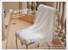 Crochet Patterns: Crochet Patterns| for |crochet baby blanket| 3020 Modern Crochet Patterns, Crochet Patterns For Beginners, Crochet Blanket Patterns, Baby Blanket Crochet, Crochet Bebe, Free Crochet, Crochet Magazine, Cozy Blankets, Floor Rugs