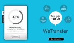 Vía WeTransfer es una plataforma que te permite enviar hasta 2 GB de archivos a varios destinatarios, de forma gratuita. Es una interfaz sencilla para compartir archivos y documentos con colegas y …