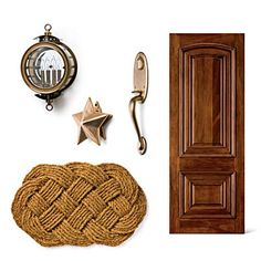 Secrets to Curb Appeal: Exterior Front Doors - 4 Stylish Looks for Front Entry Doors - Southern Living