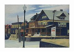 Edward Hopper - Related Artist Discovery - Edward Hopper