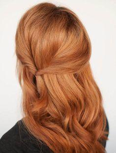 Super Cute Long Hairstyles 2015