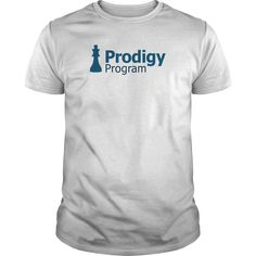 Chess University Prodigy Program Shirt