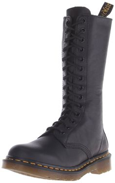 Dr. Martens Women's 1B99 14 Eye Boot -- Don't get left behind, see this great product at Boots Shoes board