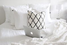 White bedroom Chhatval johnsson ikat kerala
