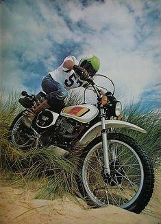 Yamaha xt 500-1977