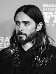 I think it's beyond the great looks and mesmerizing eyes and deep within, that you see the kindness of his soul, the talent and the compassion for others this wonderfull man has...Looks may fade, but true beauty lies within #JaredLeto